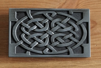 "Buckle / gesp  "" Celtic knoop """