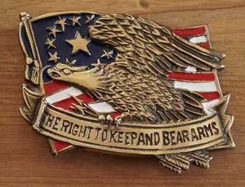"Buckle   "" The right to keepand beafarms """