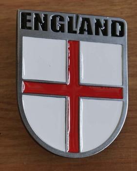 "Buckle  "" Schild England """