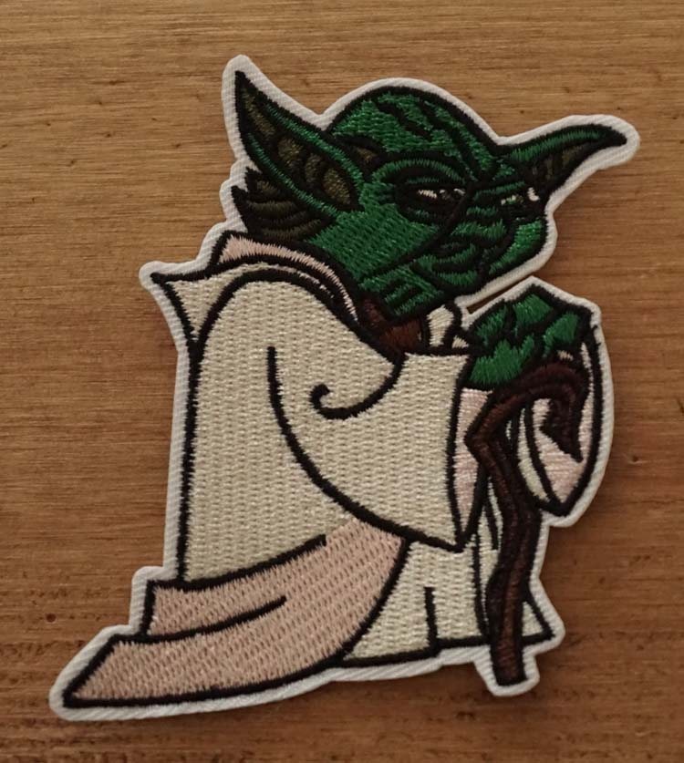 "Applicatie  "" Star Wars ""  Yoda"