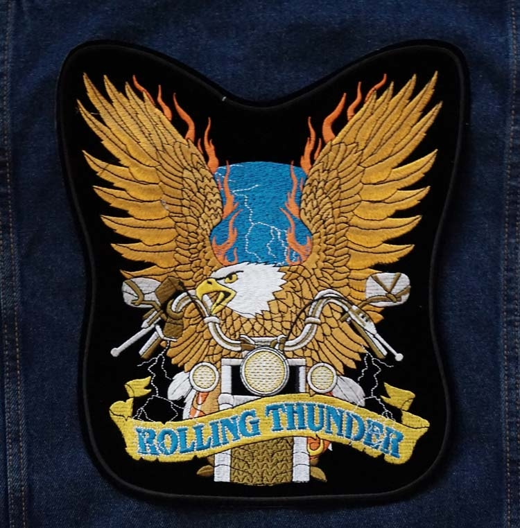"""Applicaties  """" Rolling thunder """""""