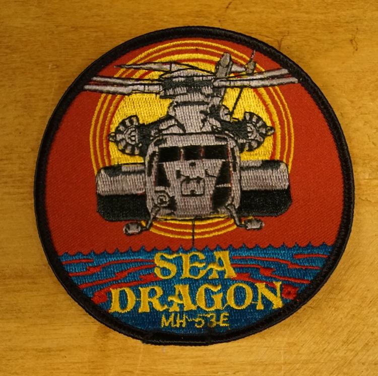"Applicaties  "" Sea Dragon """