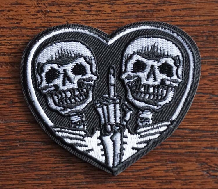 """Applicaties  """" Skelet in hart """""""