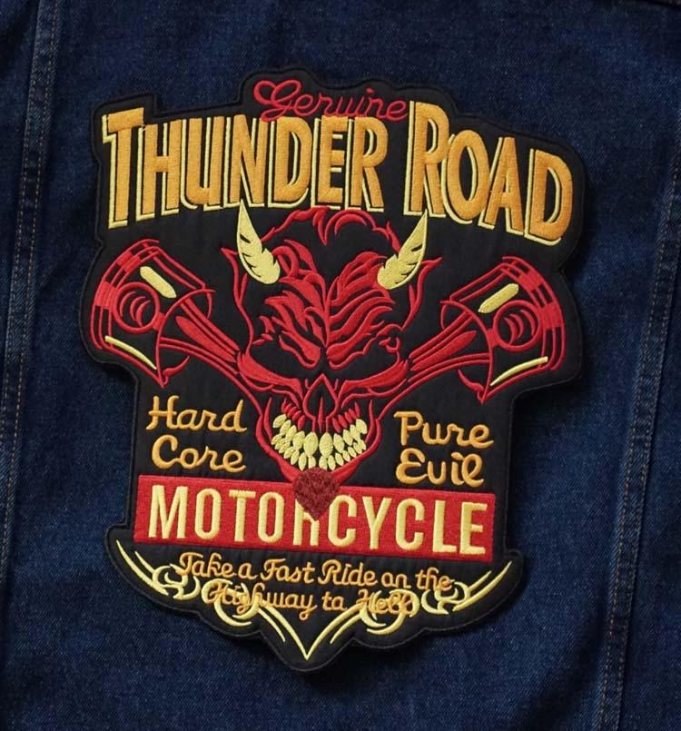 "Applicaties  "" Thunder road """