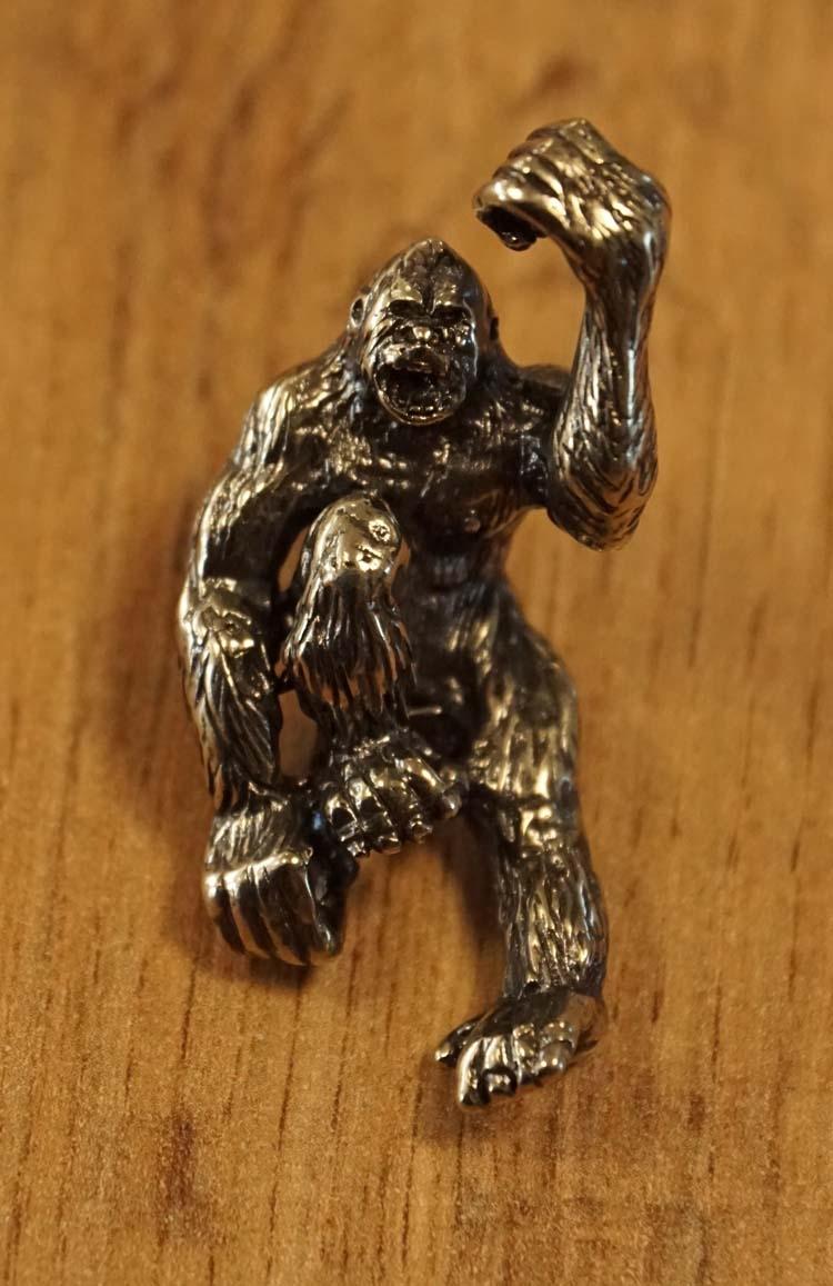 """Baardkraal  """" Gorilla /  king kong """""""