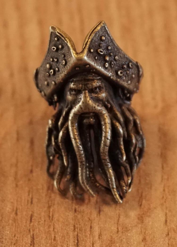 """Baardkraal """" Octopus """" per stuk"""