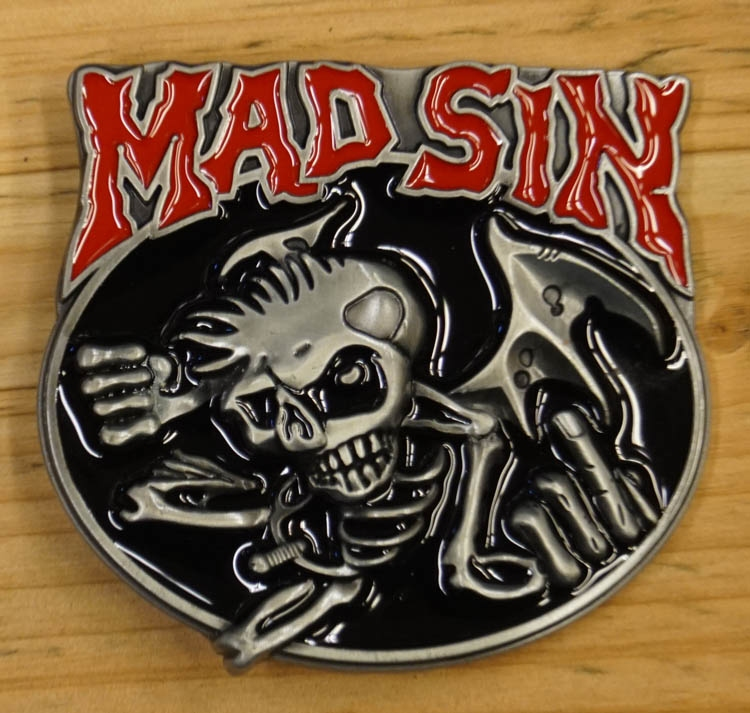 "Belt buckle   "" Madsin """