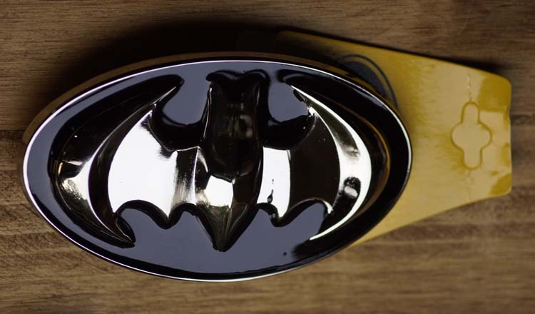 "Belt buckle  "" Batman """
