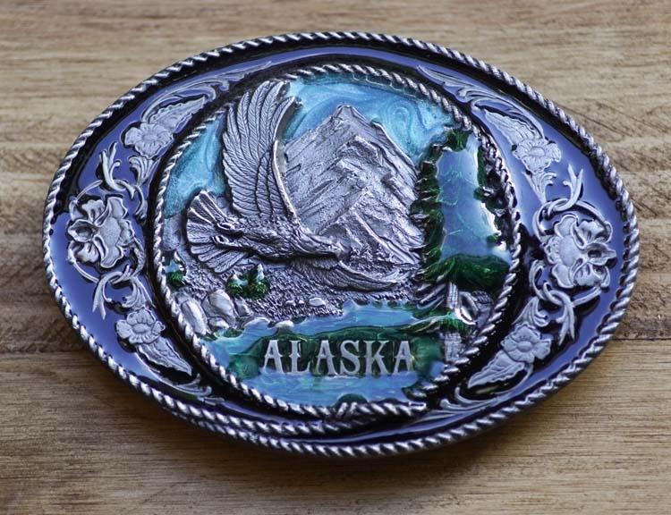 "Buckle  "" Alaska """