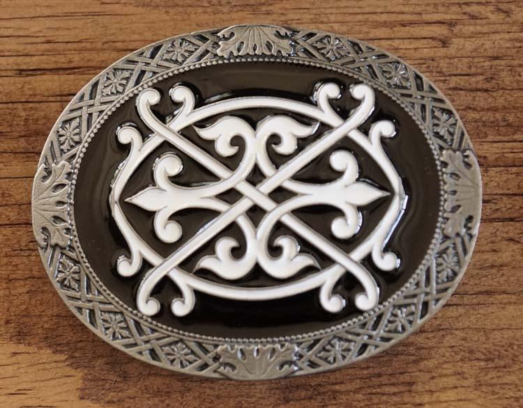 "Buckle  "" Celtic symbool """