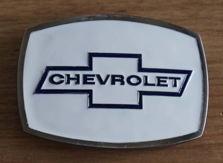 """Buckle / gesp  """" Chevrolet """""""