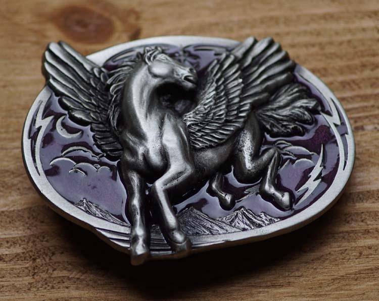 """Buckle / gesp  """" Pegasus """""""