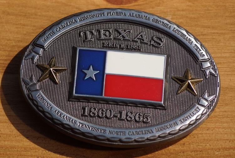 """Buckle / gesp  """" Texas """""""