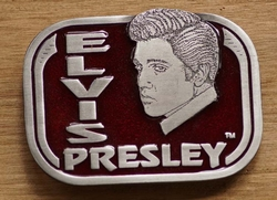 """Elvis buckle  """" Elvis Presley """""""