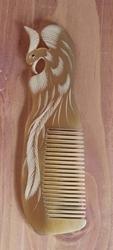 Haarkam van hoorn