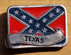 "Riemgesp  "" Rebel vlag  Texas """