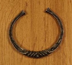 Smeedijzeren armband