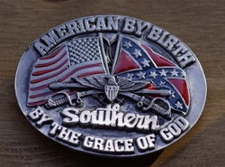 """Gesp """" Als Amerikaan geboren, Zuiderling door"""""""