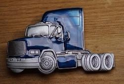 """Riem gesp  """" Vrachtwagen """""""