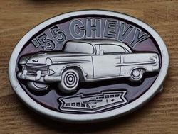 "Verzamel buckle  ""  '55 Chevy """