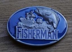 "Sport gesp  "" Fisherman ""   UITVERKOCHT"