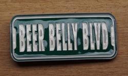 "Losse gesp  "" Beer  Belly  Blvd """