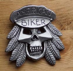 "Motor gesp  "" American Biker """