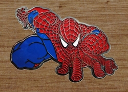 "Buckle  "" Spiderman """