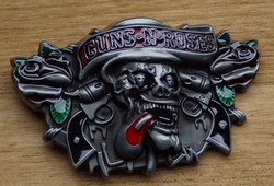 "Belt buckle  ""  Guns N' Roses """