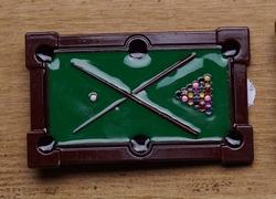 "Riem gesp  "" Snooker """