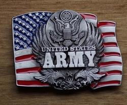 "Gesp buckle  ""  United states army """