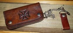 Gothic portemonnee