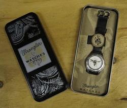 """Heren horloge  """" Wrangler  """" Skull"""