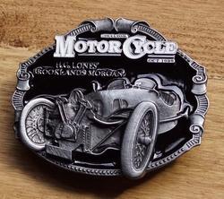 """Motor cylce buckle  """" H.c. Lones Brooklands morgan """""""
