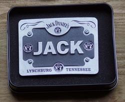 "Jack Daniel's buckle  "" Lynchburg Tennessee """