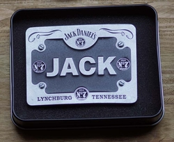 Jack Daniel's buckle