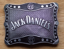 "Buckle "" Jack Daniels ""  Old no 7 brand"