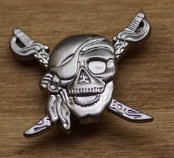 """Concho  """" Piraten doodshoofd """""""