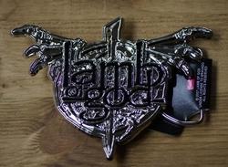 Music belt buckle
