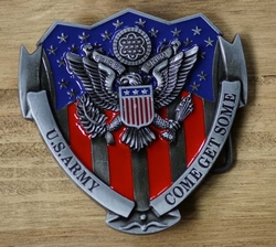 "Gesp buckle  ""  US Army """
