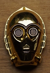 "Gesp buckle  "" C3PO ""   Star wars"