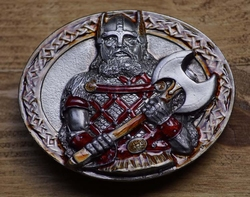 "Buckle / gesp  "" Viking """