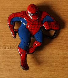 "Buckle / gesp "" Spiderman """