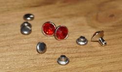 Studs glitter steentje