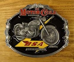 """Motor cylce buckle  """" BSA """""""