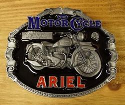 Motor cylce buckle