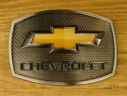 "Verzamel buckle  "" Chevrolet """