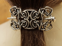 "Haarspeld  "" Celtic knot """