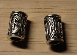 """Baard kraal  """" Viking - tekens """""""