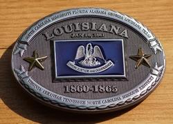 """Riemgesp  """" Louisiana 1860 - 1865 """""""